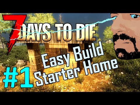 how to build best base 7 days to die ps4