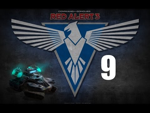 Red Alert 3 - 3vs3 THE RED ARMY