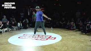 GROOVE'N'MOVE BATTLE 2017 - Preselection Allstyle