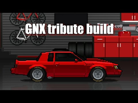 pixel car racer buick gnx tribute build with 24k gold. Black Bedroom Furniture Sets. Home Design Ideas