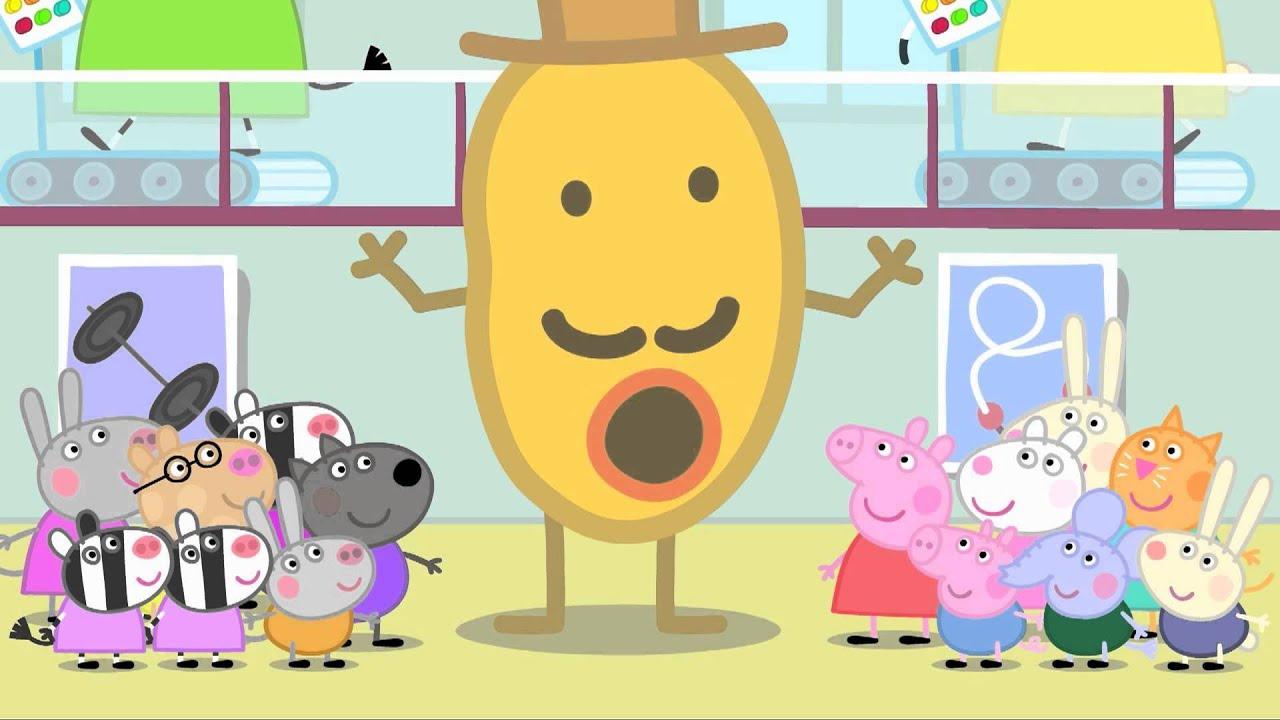 Il signor patato youtube