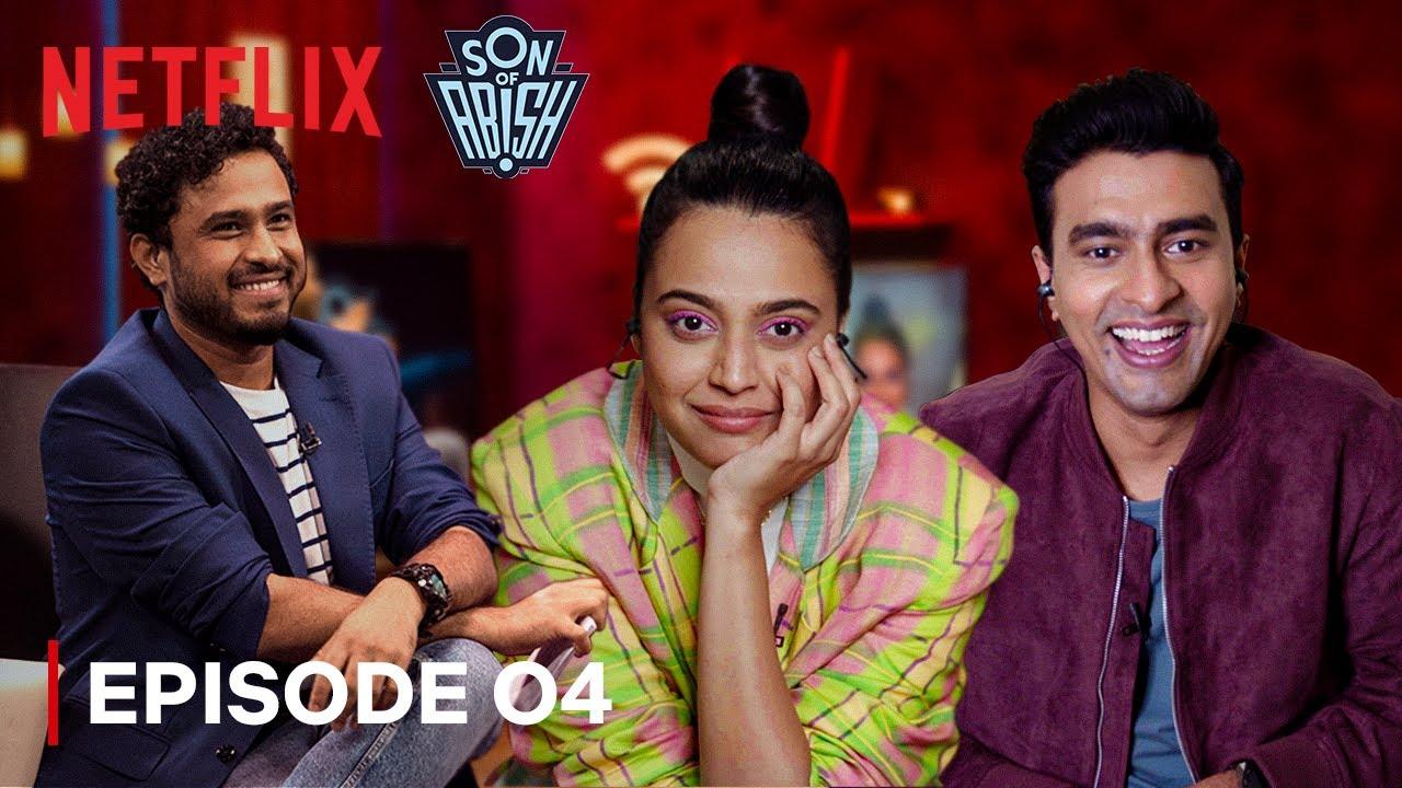 Son Of Abish Ft. Swara Bhasker, Varun Thakur and Ravi Patel   Netflix India