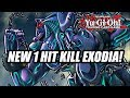 Yu-Gi-Oh! THE NEW EXODIA ONE TURN WIN! (Exodia, Master of the Guard Deck Profile In Action 2019!)
