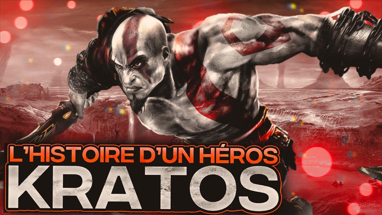 Download Kratos - L'Histoire D'un Héros De Jeux Vidéo (God Of War Saga Originale)