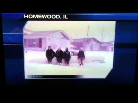 """WGN Weather """"The Big Snowstorm of 1967"""""""