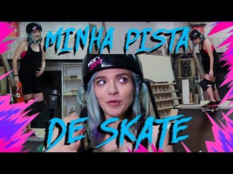 MINHA PISTA DE SKATE - PARTE 1 | KAREN JONZ