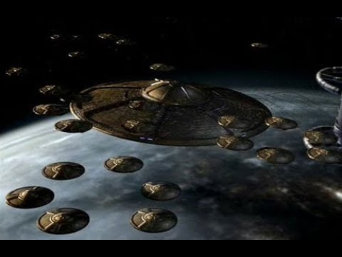 Alien Fleet To Arrive on Earth September 2017