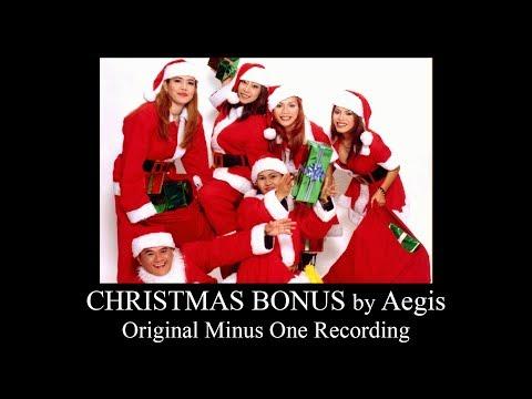 Aegis - Christmas Bonus (Original Minus One Karaoke)