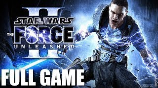 Star Wars: The Force Unleashed II - Full Game Walkthrough (No Commentary Longplay)