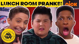 Expert Lunch Room Pranks! w/ the Pranklers 🤣 | All That Video