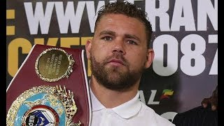WBO GIVE BILLY JOE SAUNDERS A CHANCE TO KEEP HIS TITLE!!