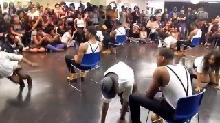 4.15.16 Hunter's College Culture Shock Fashion Show Finale Dance HD