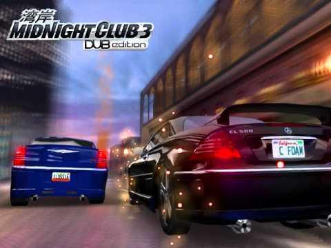 Midnight Club 3 DUB Edition Soundtrack- Collision Course
