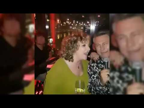 Halid Muslimovic i Ana Bekuta - Ana - Live - ( Private Video 2017 )