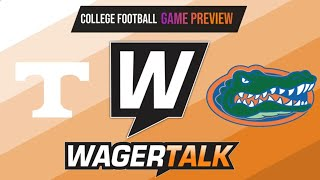 Florida Gators vs Tennessee Volunteers Picks, Predictions and Odds | SEC Football Picks | Sept 25
