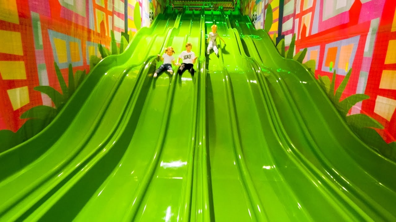 Download Fun for Kids at Andy's Lekland Indoor Playground (family fun)