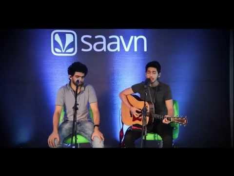 Main Hoon Hero - Live@Saavn with Amaal and Armaan Malik