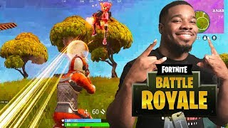 Fortnite Battle Royale WE MAKING PLAYS NOW INTENSE FIGHTS! FORTNITE GAMEPLAY