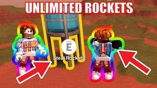 * NOVO * foguete ilimitado e GLITCH GRENADE | Atualização do jailbreak de Roblox