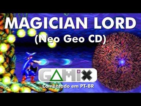 Magician Lord (Neo Geo CD) | CFX