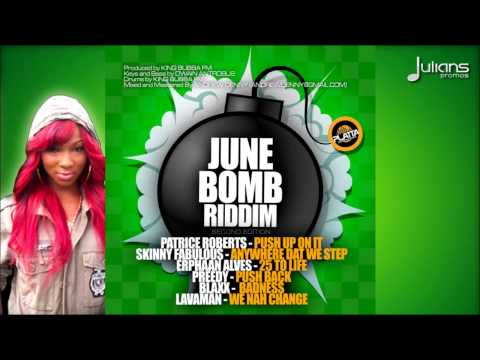 "Patrice Roberts - Push Up On It (June Bomb Riddim) ""2015 Trinidad Soca"""