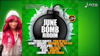 """Soca Music"" Patrice Roberts - Push Up On It ""2014 Crop Over"" (June Bomb Riddim)"