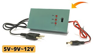 DIY Universal Power Adapter | …