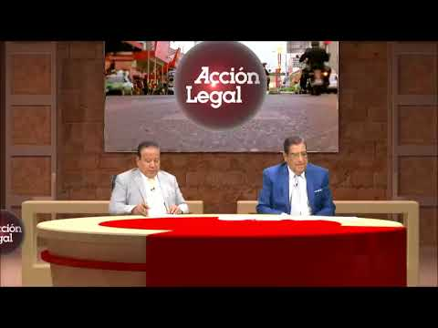 """Programa Acción Legal DR. José Steele Garza """"Perspectiva Actual del Sistema Penitenciario"""""""