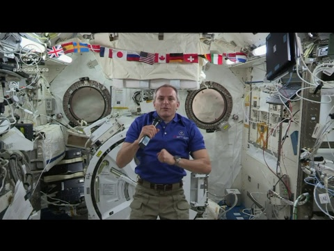 LIVE – David Saint-Jacques answers Saskatchewan students' questions from space