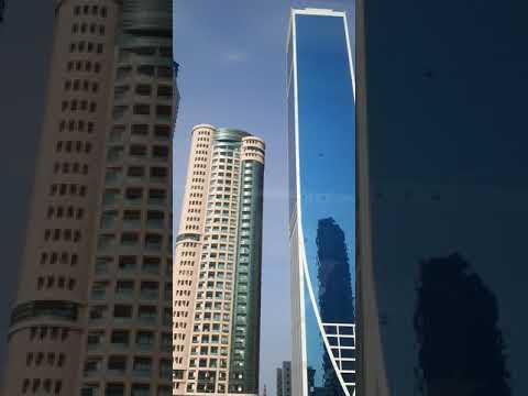 Buildings to Financial Center Dubai