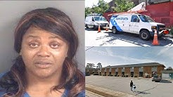 North Carolina Woman Arrested For Unwanted Sexual Advances On Cable Guy.