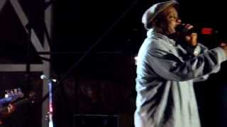 Galactic Feat Corey Glover - Sympathy for the Devil - Live @ Caloundra Music Festival 2012