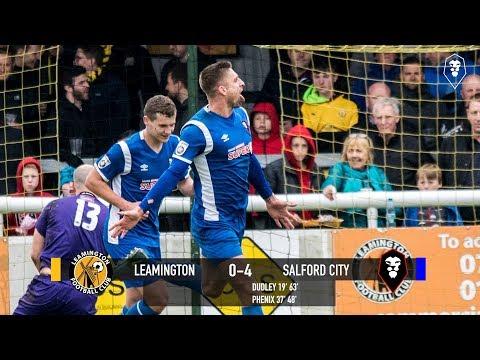 Leamington 0-4 Salford City - National League North 28/04