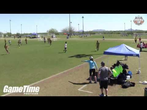 PUMAS FRESNO vs CREW Phoenix Cup