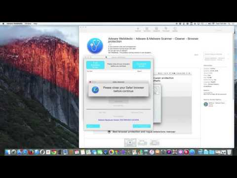How to keep your mac FREE of Adware & Malware