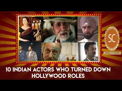 10 Indian Actors who turned down Hollywood roles Mp3