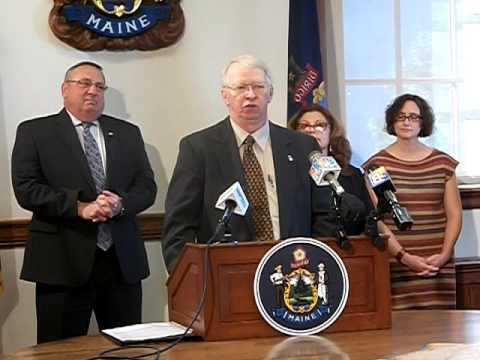 Governor Paul LePage, MDoE and UMFK Announce AP4ALL, Rural U Program Expansion