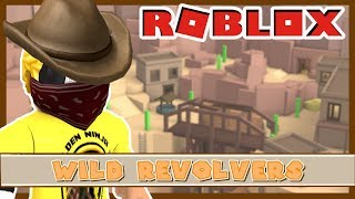 ROBLOX WILD REVOLVERS SPIEL | KID FRIENDLY