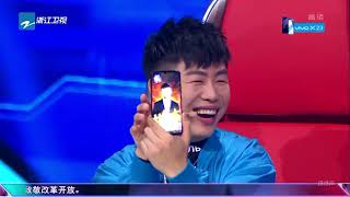 JJ林俊杰撒娇胡彦斌 Jackson Wang王嘉尔RAP说唱《学猫叫》《梦想的声音3》花絮 EP3 20181109 /浙江卫视官方音乐HD/ Video