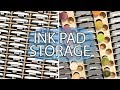 Craft Room Storage: Ink Pads