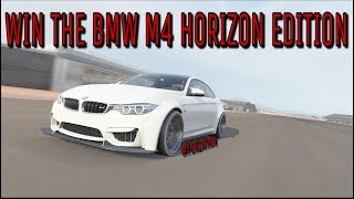 Forza Horizon 3 -FORZATHON Win the BMW M4 Horizon Edition - Drift challenges, Flag Rush & more