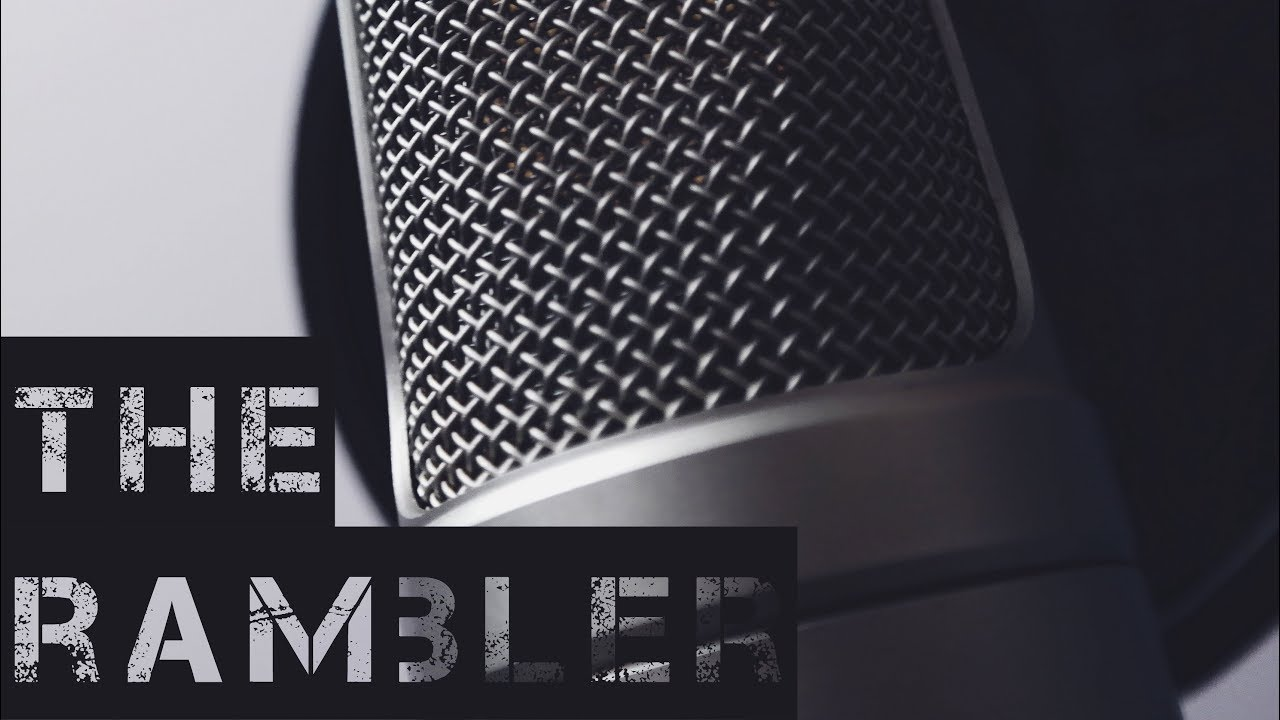 The Rambler (Spoken Word Jazz Intermission)
