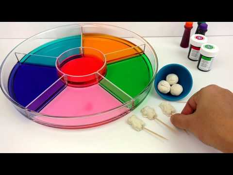 Thumbnail: Dye Coloring Play Doh Gummy Teddy Bears/Kids Creative Color Fun/Crayola Play Doh Teddy Bear Molds