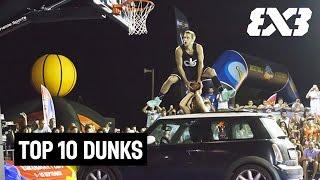 Top 10 Dunks 2015 - FIBA 3x3