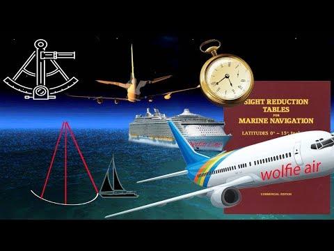Flat Earth : Celestial Navigation Debunks Ball Earth Horizon Drop (wolfie6020 debunked again) thumbnail
