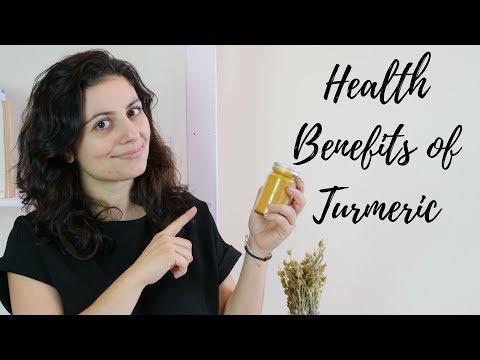 HEALTH BENEFITS OF CURCUMIN | Turmeric Health Benefits - Christina Tsiripidou