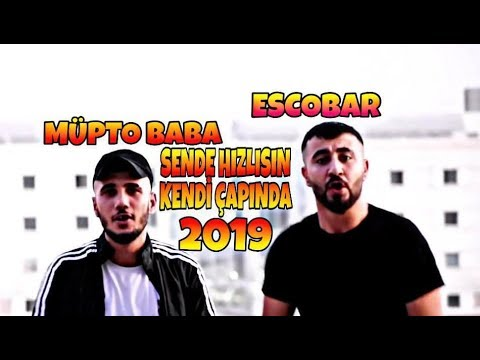 Müpto Baba & Escobar ' Sende Hızlısın Kendi Çapında ' (Official Video )