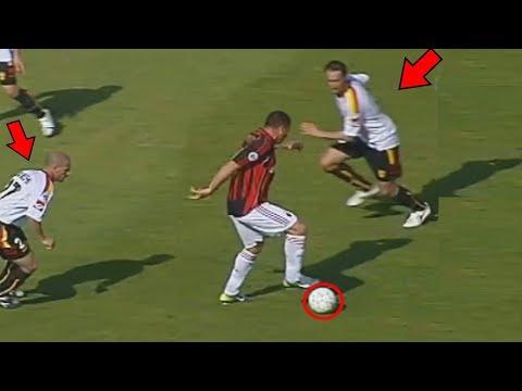 9 Vezes que  Ronaldo Fenômeno Chocou a Itália!