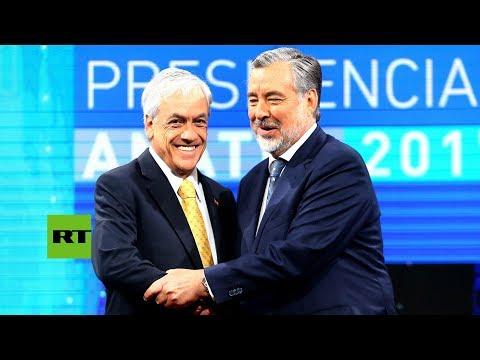 Segundo asalto: Chile elige presidente entre Sebastián Piñera o Alejandro Guillier