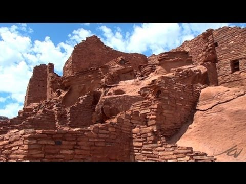 Red Rock Land of the Hopi - Southwest United States Travel - YouTube